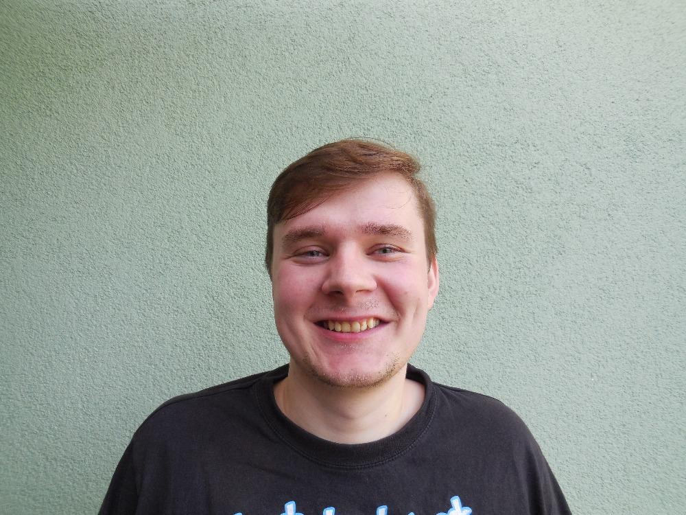 Lysek Martin alias DŽABA